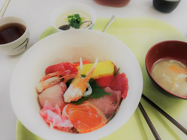 海鮮丼♥.JPG